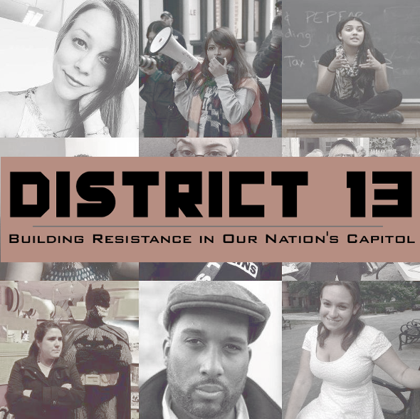 "The District 13 house sent 10s of thousands of emails using OSDI member platform Action Network to raise funds for a ""house of resistance"" to fight Trump in DC."