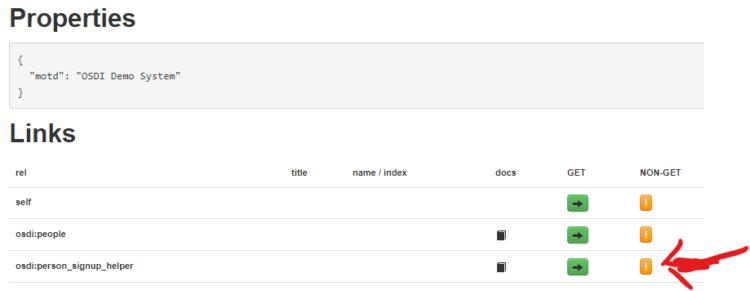 Open Supporter Data Interface